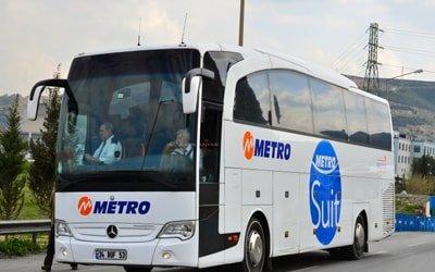 Metro Turizm Çağrı Merkezi İletişim Telefon Numarası