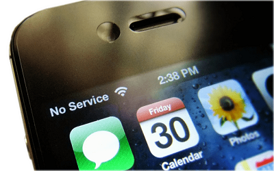 İphone Şebeke Yok Sorunu Nasıl Çözülür?