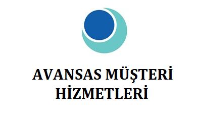 Avansas Çağrı Merkezi İletişim Müşteri Hizmetleri Telefon Numarası