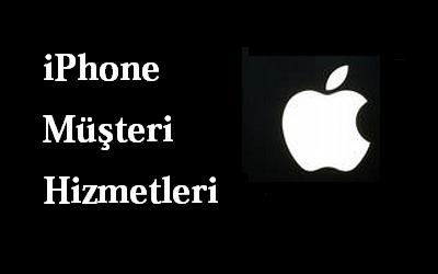 iPhone Çağrı Merkezi İletişim Müşteri Hizmetleri Telefon Numarası
