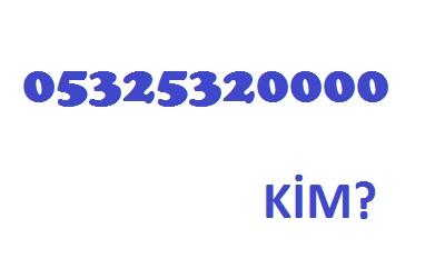 05325320000