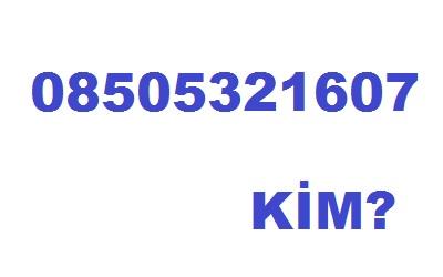 08505321607