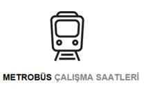 Metrobüs Açılış Kapanış Saati Çalışma Saatleri