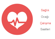 Sağlık Ocakları Açılış Kapanış Saati Çalışma Saatleri