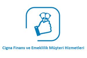 Cigna Finans ve Emeklilik Müşteri Hizmetleri Telefon Numarası