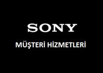 Sony Müşteri Hizmetleri Telefon Numarası