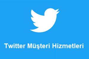 Twitter Müşteri Hizmetleri Telefon Numarası