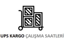 UPS Kargo Açılış Kapanış Saati Çalışma Saatleri