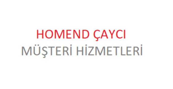 Homend Çaycı Çağrı Merkezi İletişim Müşteri Hizmetleri Telefon Numarası