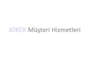 Joker Çağrı Merkezi İletişim Müşteri Hizmetleri Telefon Numarası