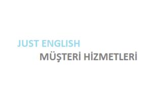 Just English Çağrı Merkezi İletişim Müşteri Hizmetleri Telefon Numarası