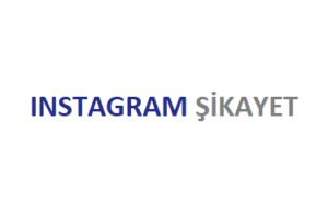 Instagram Şikayet